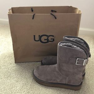 Ugg Boots. Stormy gray. Size 7. New!